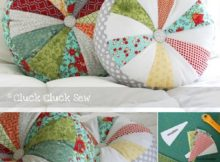 Sprocket Pillow Sewing Tutorial