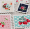 Fabric Postage Stamps | Sewing with Scraps
