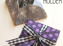 Free Gift Card Holder Sewing Pattern