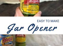 Easy to Sew Jar Opener