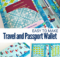 Travel and Passport Wallet Sewing Pattern