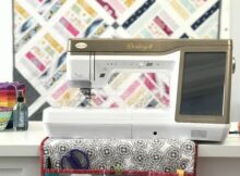Sewing Machine Mat Pattern and Video Class