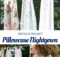 Easy Pillowcase Nightgown Sewing Tutorial