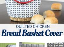 Free Bread Basket Chicken Sewing Pattern