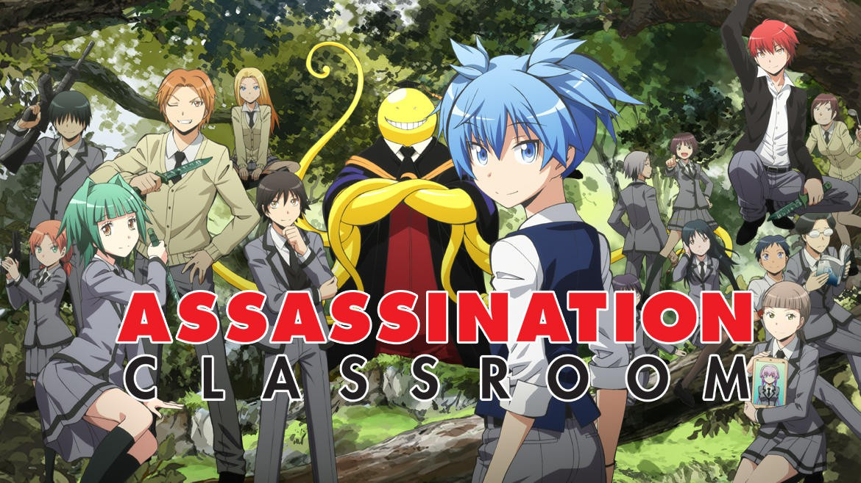 มาลอบฆ่าอาจารย์ประจำชั้นเรากันเถอะ Assassination Classroom ห้องเรียนลอบสังหาร อนิเมะไทย