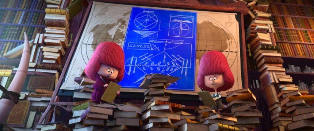 รีวิวการ์ตูน Netflix : The Willoughbys สี่พี่น้องผจญภัย พล็อตเรื่องครอบครัวที่อาจจะทำให้ขำไม่ออก อนิเมะไทย ฉากนี้โคตรดี ANIMEไทย Studio Ghibli The Willoughbys