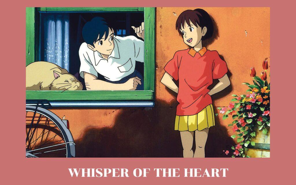 """""""WHISPER OF THE HEART"""" แอนิเมชันที่จะพาคุณเคลิบเคลิ้มไปกับเรื่องราว ความรัก อิสระ และคนที่เข้าใจ อนิเมะไทย ฉากนี้โคตรดี ANIMEไทย WHISPER OF THE HEART"""