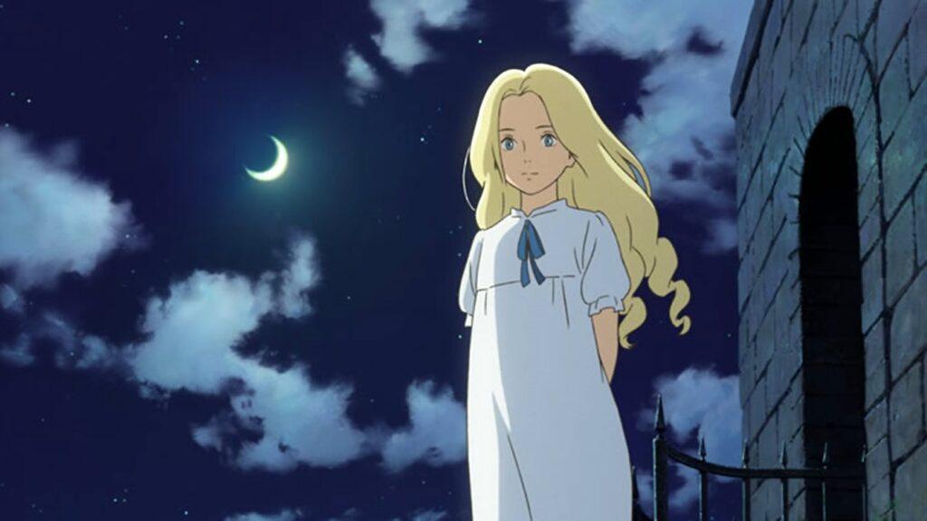 """""""WHEN MARNIE WAS THERE"""" ฝันของฉันต้องมีเธอ แอนิเมชันเรื่องสุดท้ายจาก Studio Ghibli อนิเมะไทย ฉากนี้โคตรดี ANIMEไทย WHEN MARNIE WAS THERE"""