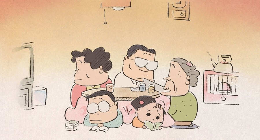 """My Neighbors Yamadas"" ยามาดะ ครอบครัวนี้ไม่ธรรมดา อนิเมะไทย ฉากนี้โคตรดี ANIMEไทย Studio Ghibli My Neighbors Yamadas"