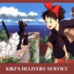 """""""Kiki's delivery service"""" แม่มดน้อยกิกิ ขนส่งทางอากาศสุดน่ารักประจำเมือง"""