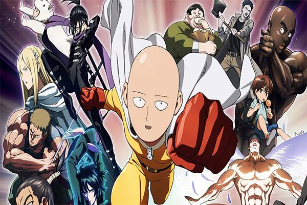 รีวิว Netflix : One Punch Man เรื่องราวของหนุ่มสุดแข็งแกร่งไซตามะ ! อนิเมะไทย ฉากนี้โคตรดี ANIMEไทย One Punch Man
