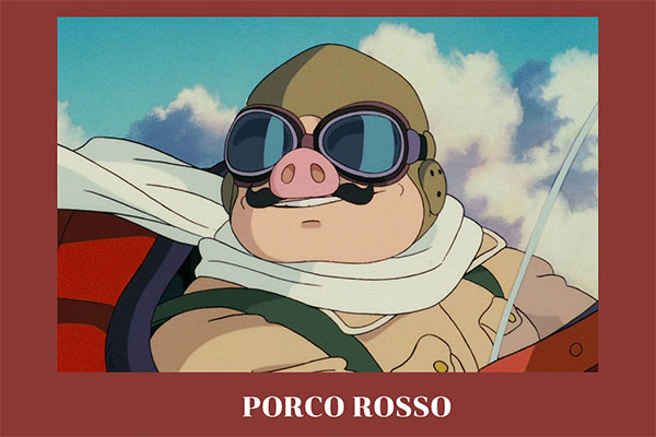 """Porco rosso"" สลัดอากาศประจัญบานเจ้าหมูแดงเดือดแห่งสตูดิโอจิบลิ อนิเมะไทย ฉากนี้โคตรดี ANIMEไทย Studio Ghibli Porco rosso"