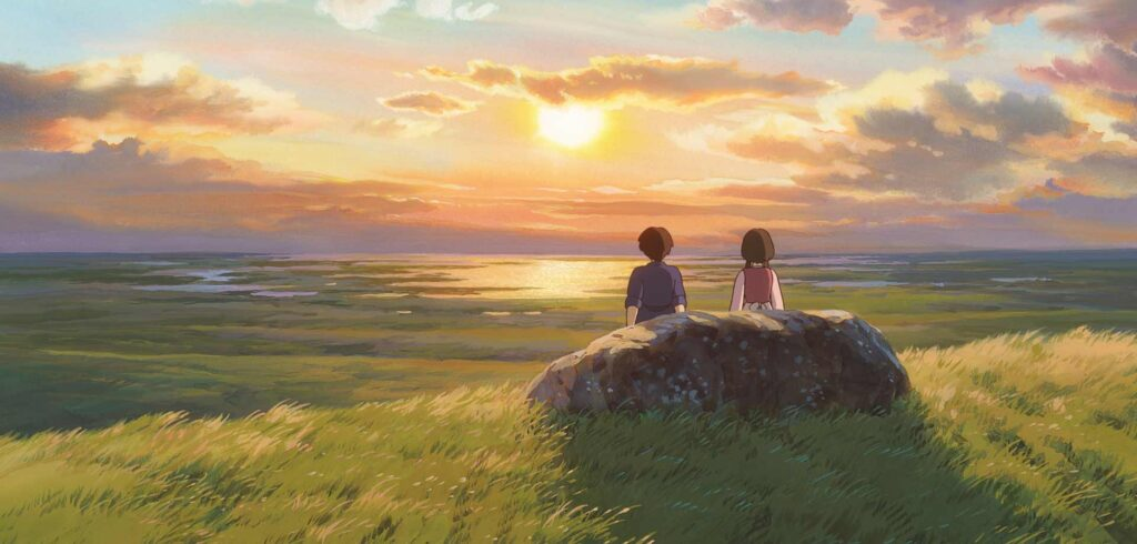 """""""Tale from Earthsea"""" ศึกเทพมังกรพิภพสมุทร ผลงานเรื่องแรกฝีมือทายาทสตูดิโอ จิบลิ โกโร่ มิยาซากิ อนิเมะไทย ฉากนี้โคตรดี ANIMEไทย Studio Ghibli Tale from Earthsea"""