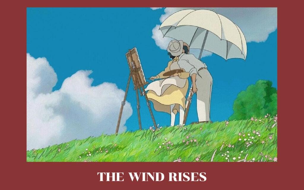 """The Wind Rises"" ปีกแห่งฝัน วันแห่งรัก การผสมผสานระหว่างความรัก ความฝันและสายลม อนิเมะไทย ฉากนี้โคตรดี ANIMEไทย Studio Ghibli The Wind Rises"