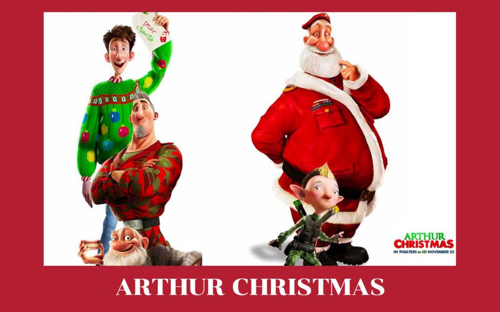 4 คริสต์มาสฮีโร่แห่งวงการแอนิเมชัน ! อนิเมะไทย ฉากนี้โคตรดี ANIMEไทย Netflix การ์ตูนคริสต์มาสฮีโร่