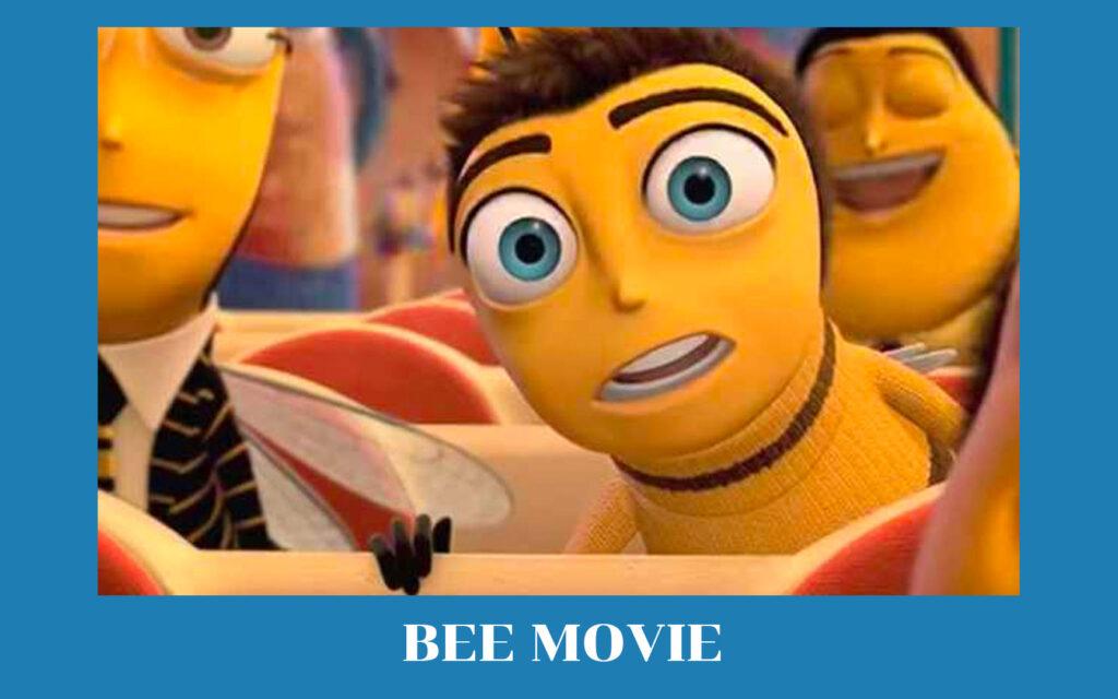 """""""Bee movie"""" ผึ้งน้อยหัวใจบิ๊ก อนิเมะไทย ฉากนี้โคตรดี ANIMEไทย Netflix Bee movie"""