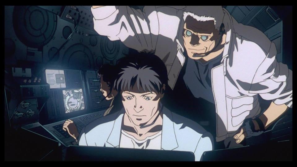 Ghost in the Shell การ์ตูนที่ได้รับคะแนนรีวิวสูงเท่าภาพยนตร์ อนิเมะไทย ฉากนี้โคตรดี ANIMEไทย Ghost in the Shell