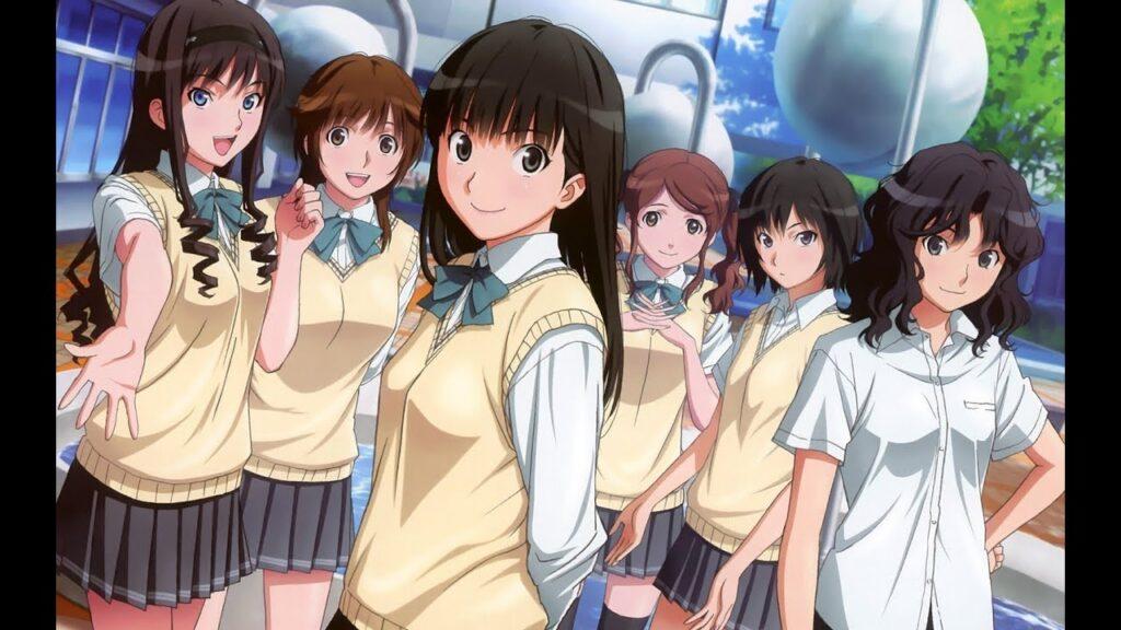 Amagami SS คริสต์มาสสายรูทบอกเลิกปัญหาใครนางเอก อนิเมะไทย ฉากนี้โคตรดี ANIMEไทย Amagami SS