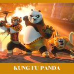 Kung Fu Panda กังฟูแพนด้า
