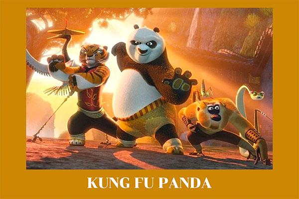 Kung Fu Panda กังฟูแพนด้า อนิเมะไทย ฉากนี้โคตรดี ANIMEไทย Kung Fu Panda
