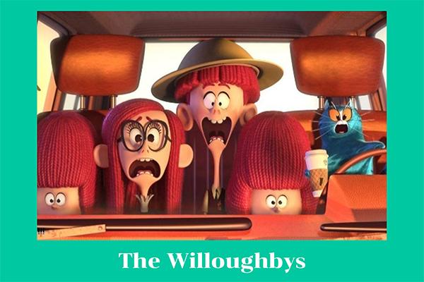 """The willoughbys"" สี่พี่น้องผจญภัย ฉากนี้โคตรดี ANIMEไทย Netflix The willoughbys"