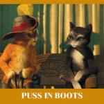 """""""Puss in boots"""" แมวน้อยนัยย์ตามรณะ"""