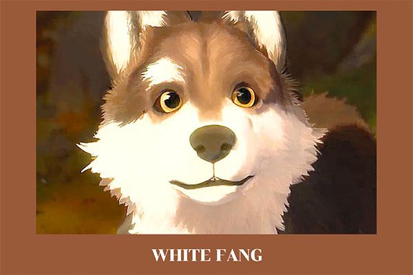 """""""White Fang"""" ไอ้เขี้ยวขาว อนิเมะไทย ฉากนี้โคตรดี ANIMEไทย Netflix White Fang"""