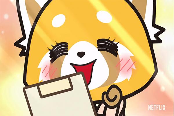 Aggretsuko อนิเมะที่ไม่ได้แค่ความสนุกเพียงอย่างเดียว อนิเมะไทย ฉากนี้โคตรดี ANIMEไทย Aggretsuko