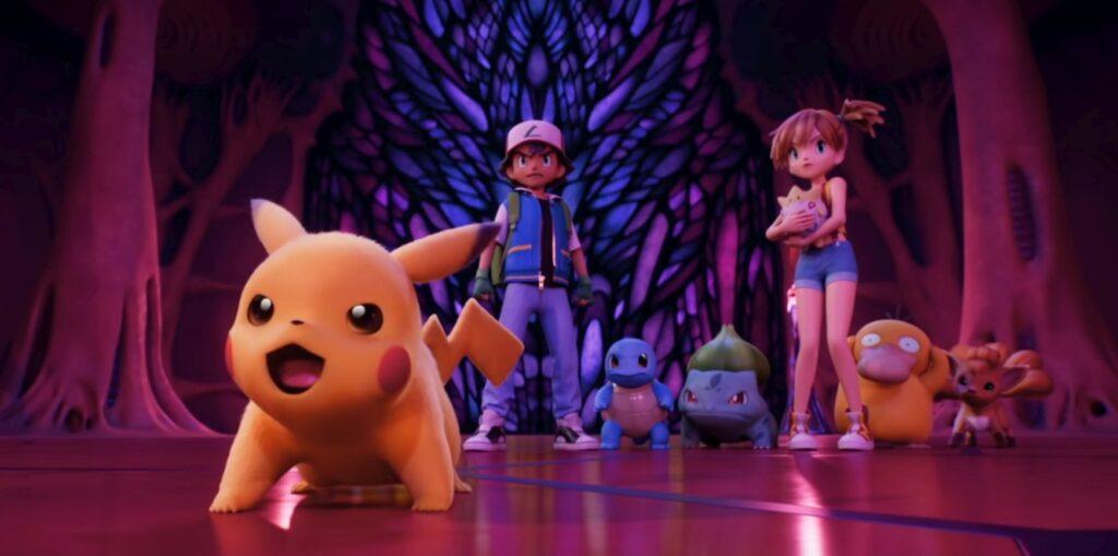 """""""ความแค้นของมิวทู Evolution"""" อนิเมะที่สาวกปิกาจูห้ามพลาด! อนิเมะไทย #ฉากนี้โคตรดี #ANIMEไทย ความแค้นของมิวทู Pokemon"""