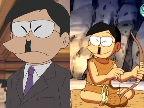 ตัวละครโดราเอมอนที่ถูกลืม (1) อนิเมะไทย ฉากนี้โคตรดี ANIMEไทย โดราเอมอน