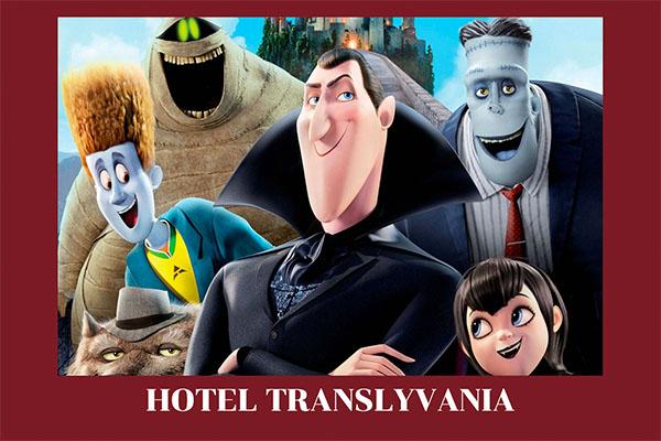 """""""Hotel Transylvania"""" โรงแรมผีหนีไปพักร้อน อนิเมะไทย ฉากนี้โคตรดี ANIMEไทย Hotel Transylvania"""