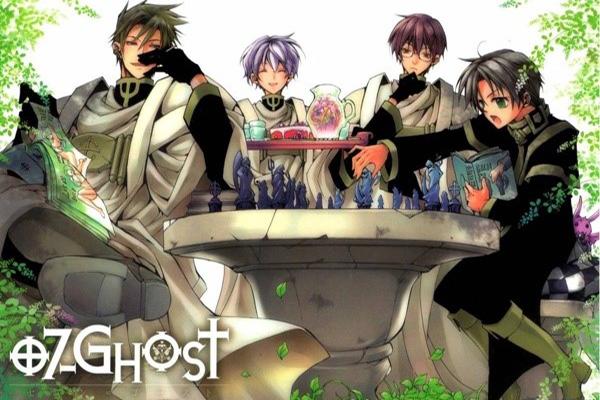 7 ghost อนิเมชั่นแนวไซไฟแฟนตาซีที่เต็มไปด้วยหนุ่มหล่อทั้งเรื่อง อนิเมะไทย ฉากนี้โคตรดี ANIMEไทย 7ghost