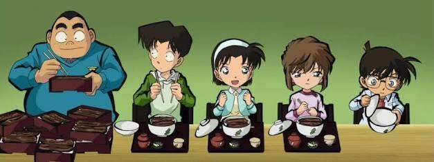 7 ตัวละครที่กินจุ กินดุจนสงสัยว่ากระเพาะจุได้เท่าไหร่?! อนิเมะไทย ฉากนี้โคตรดี ANIMEไทย ตัวละครกินจุ