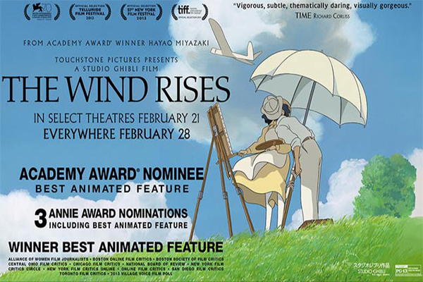 รีวิวอนิเมะเรื่อง The Wind Rises ปีกแห่งฝัน วันแห่งรัก อนิเมะไทย ฉากนี้โคตรดี ANIMEไทย Netflix TheWindRises
