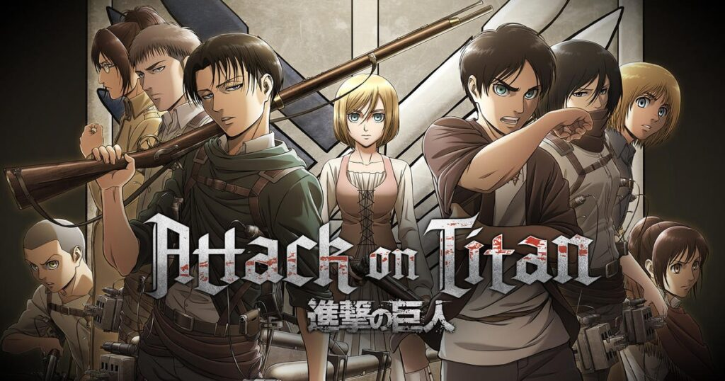 Attack on Titan ผ่าพิภพไททัน อนิเมะไทย ฉากนี้โคตรดี ANIMEไทย AttackonTitan
