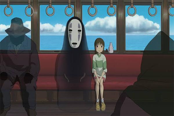 รีวิวอนิเมะเรื่อง Spirited Away มิติวิญญาณมหัศจรรย์ อนิเมะไทย ฉากนี้โคตรดี ANIMEไทย Netflix SpiritedAway