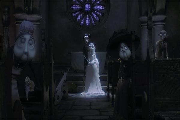 รีวิวหนัง Corpse Bride เจ้าสาวศพสวย อนิเมะไทย ฉากนี้โคตรดี ANIMEไทย CorpseBride เจ้าสาวศพสวย