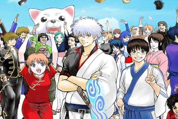Gintama อนิเมชั่นสายปั่นที่จะทำให้ผู้รับชมฮากระจาย อนิเมะไทย ฉากนี้โคตรดี ANIMEไทย Gintama