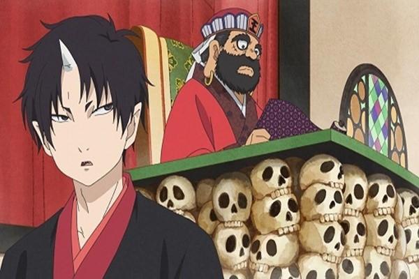 Hoozuki no Reitetsu ขุมนรกสุดป่วนกับปีศาจหน้าตาย อนิเมชั่นเบาสมองที่นำเสนอเรื่องราวโลกหลังความตาย อนิเมะไทย ฉากนี้โคตรดี ANIMEไทย HoozukinoReitetsu