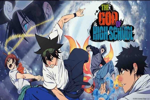 The God of High School เทพเกรียน โรงเรียนมัธยม จากการ์ตูนใน webtoon สู่อนิเมชั่น อนิเมะไทย ฉากนี้โคตรดี ANIMEไทย TheGodofHighSchool