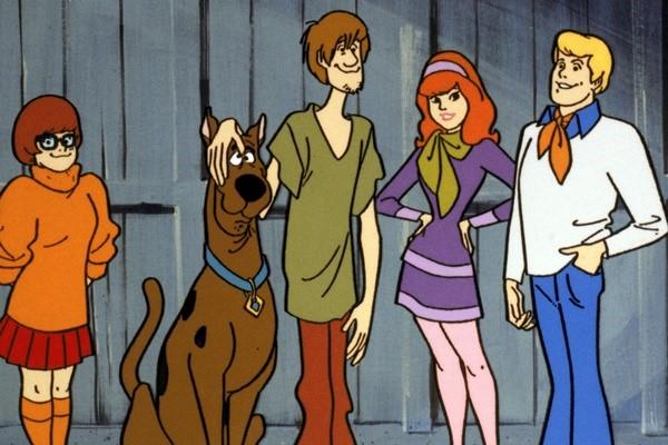 สกูบี้-ดู การ์ตูนซีรี่ย์ที่โด่งจนได้รับการดัดแปลงเป็นภาพยนตร์ อนิเมะไทย ฉากนี้โคตรดี ANIMEไทย ScoobyDoo
