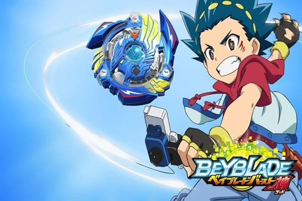 Beyblade เบย์เบลด ศึกลูกข่างสะท้านฟ้า อนิเมชั่นจากญี่ปุ่นที่ทำให้เกิดของเล่นชิ้นใหม่ อนิเมะไทย ฉากนี้โคตรดี ANIMEไทย Beyblade ศึกลูกข่างสะท้านฟ้า