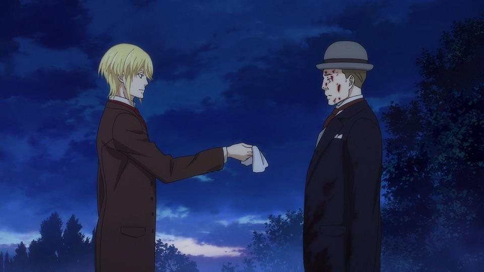 Yuukoku no Moriarty ที่สายนักสืบแบบราชวงศ์อังกฤษไม่ควรพลาด อนิเมะไทย ฉากนี้โคตรดี ANIMEไทย YuukokunoMoriarty