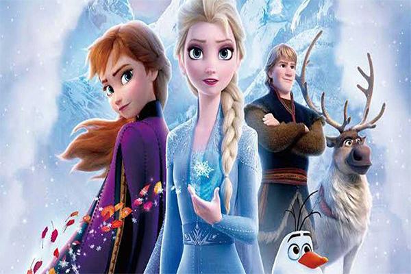 """รีวิว """"Frozen II"""" ผจญภัยปริศนาราชินีหิมะ อนิเมะไทย ฉากนี้โคตรดี ANIMEไทย FrozenII"""