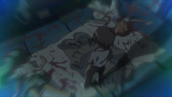 Higurashi no Naku Koro ni ฆาตกรรมกับไอ้เด็กที่ภาพโคตรจะไม่ตรงปก อนิเมะไทย ฉากนี้โคตรดี ANIMEไทย WhenTheyCry