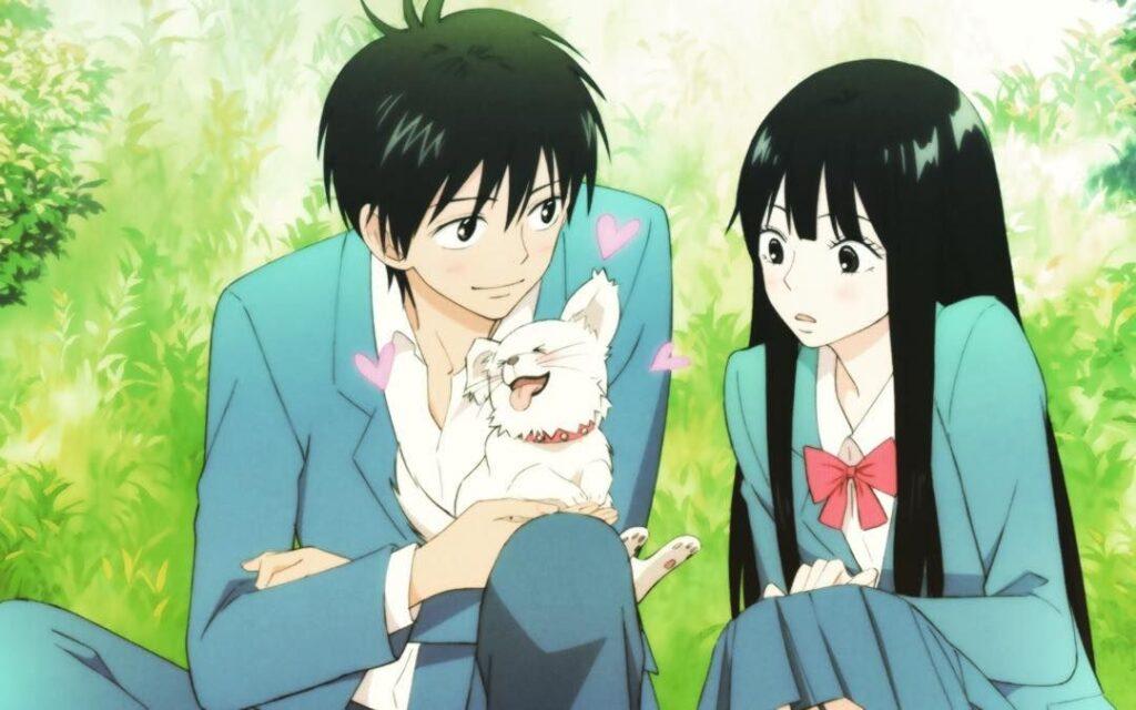 Kimi ni Todoke โลกสดใสวัยมัธยมของแม่สาวขี้อาย อนิเมะไทย ฉากนี้โคตรดี ANIMEไทย KiminiTodoke