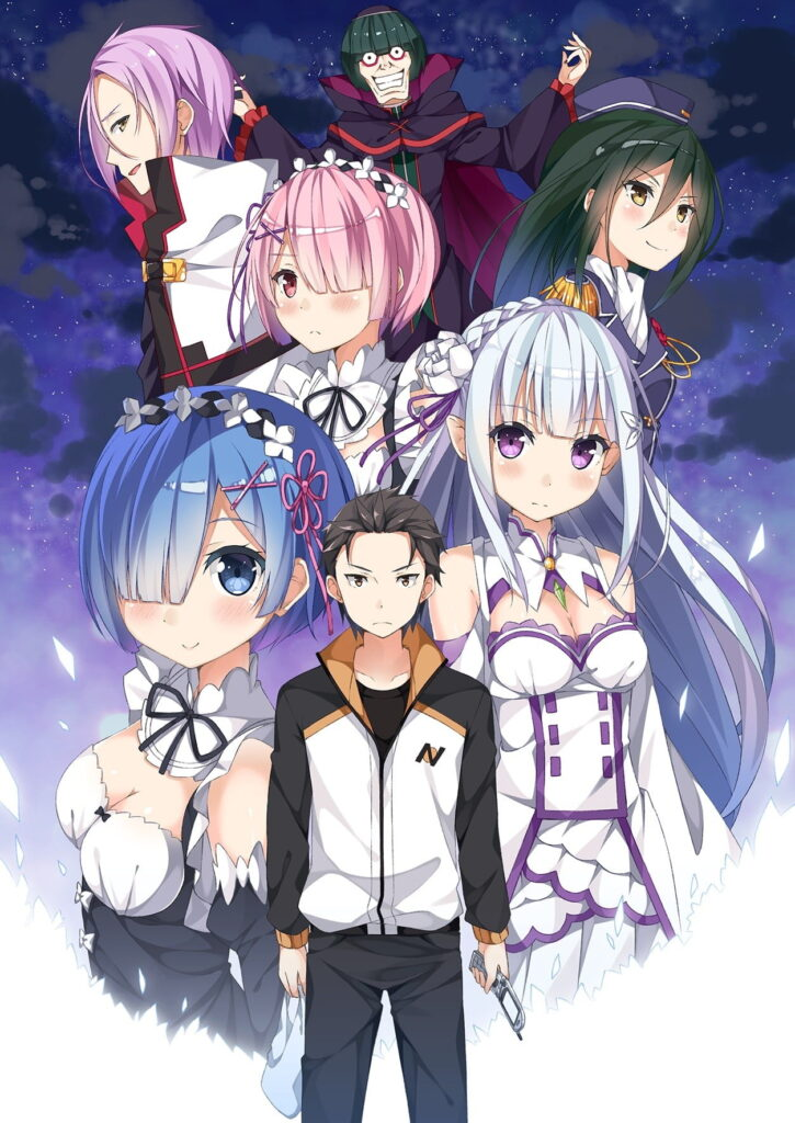 ฝ่าวิกฤตต่างโลกไปกับ Re:Zero kara Hajimeru Isekai Seikatsu อนิเมะไทย ฉากนี้โคตรดี ANIMEไทย Rezero