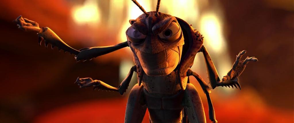 อนิเมชั่นบอกเล่าเรื่องราวชีวิตของมด A Bug's Life อนิเมะไทย ฉากนี้โคตรดี ANIMEไทย Netflix ABug'sLife