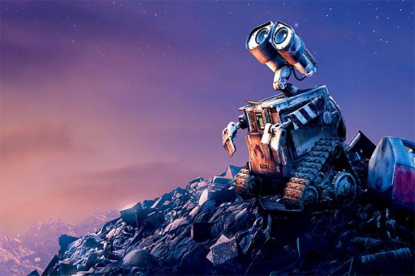 ความดีงามของ Wall E ที่ตราตึงใจใครหลายคน อนิเมะไทย ฉากนี้โคตรดี ANIMEไทย Pixar WallE