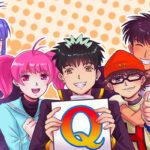 """รีวิวการ์ตูนญี่ปุ่นเรื่อง """"Detective School Q"""""""
